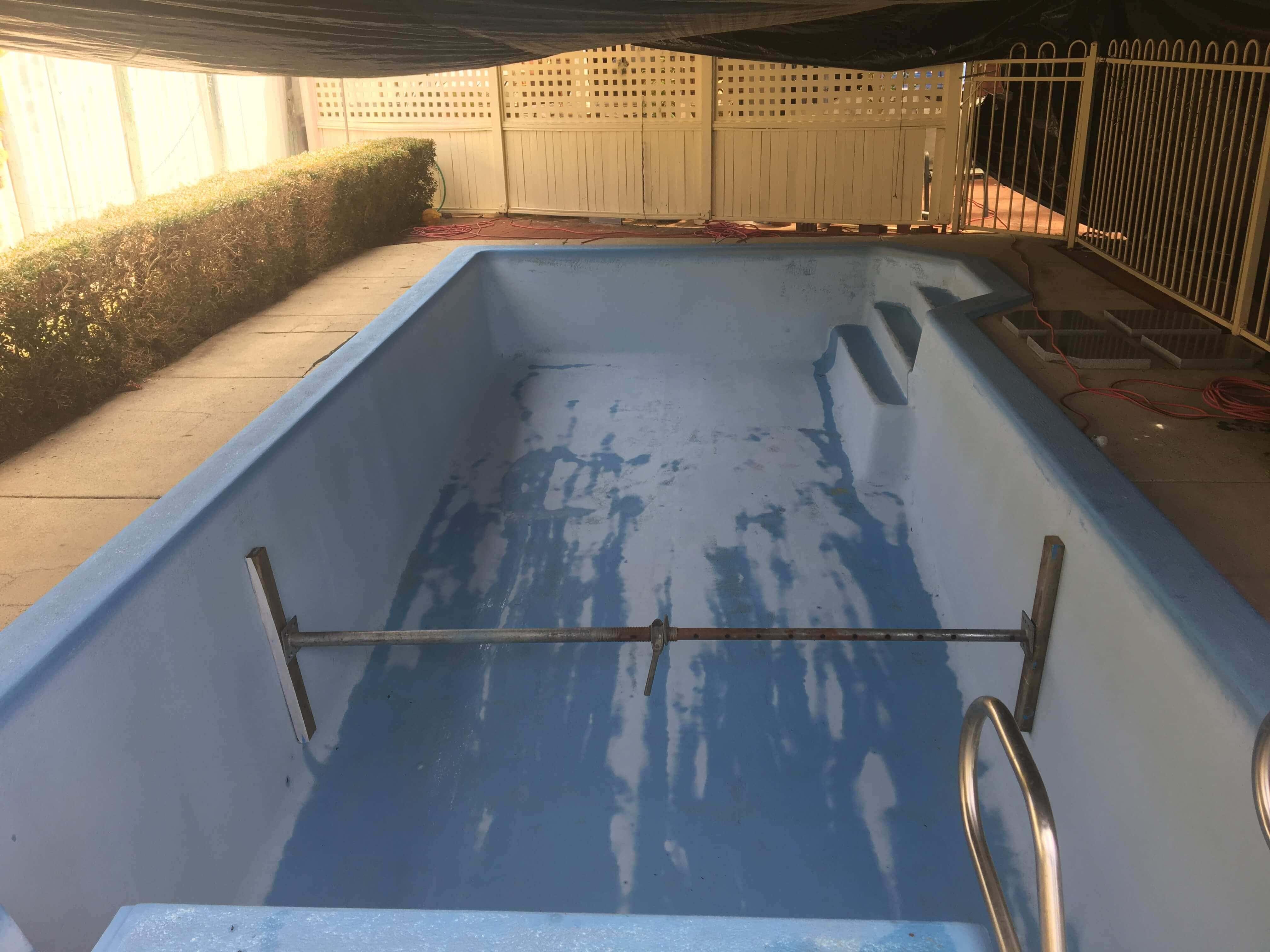 Fibreglass Pool1
