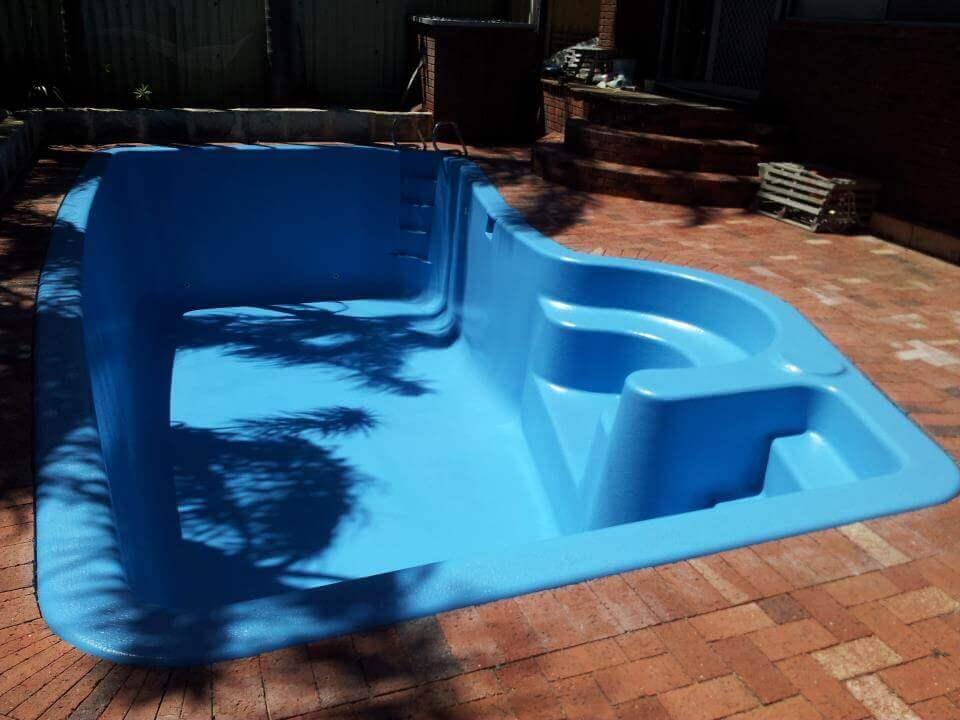 Fibreglass Pool29