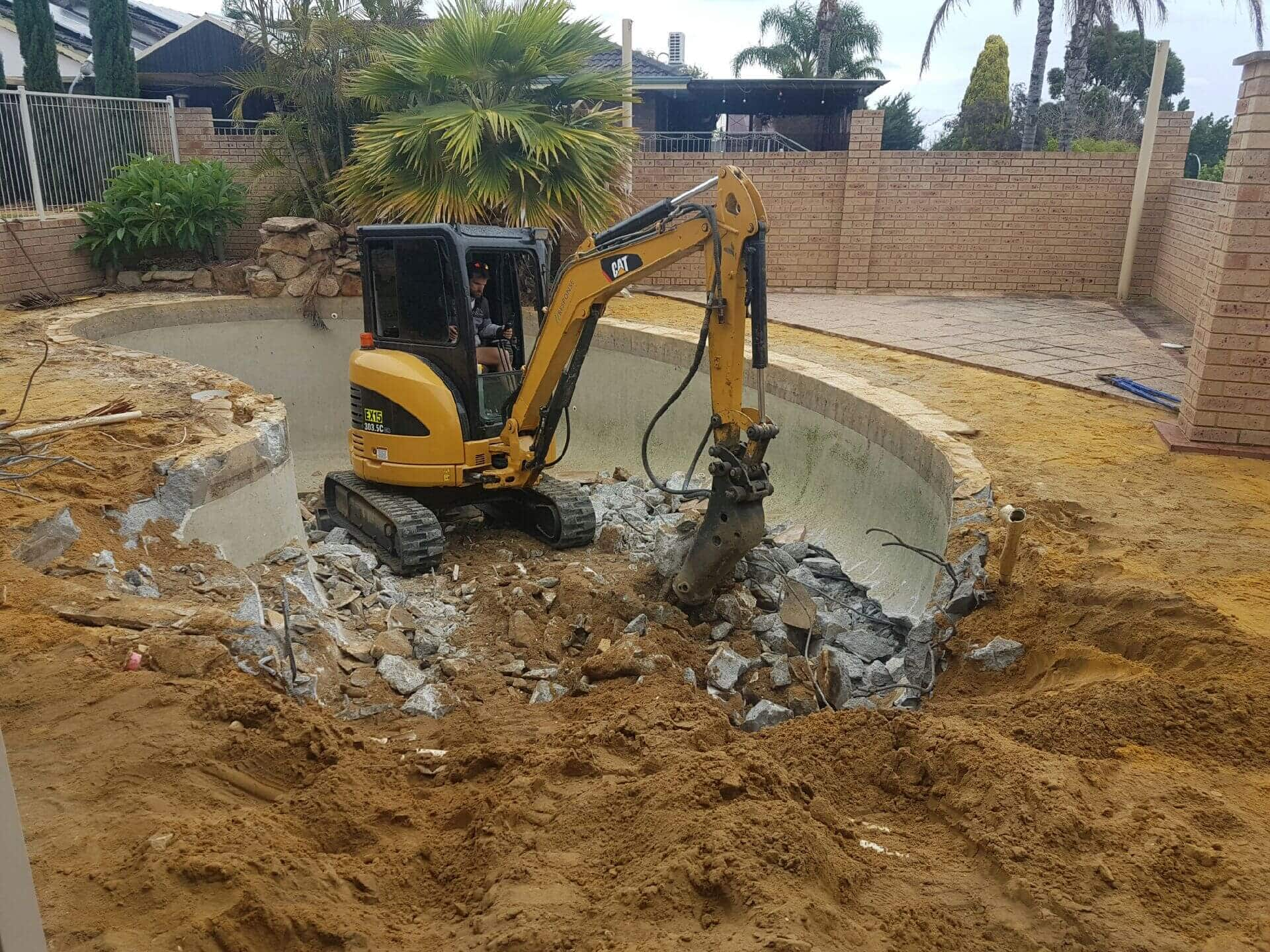 Pool Removal16
